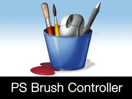 Photoshop brush controller by carbodydesign