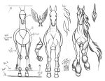 Draw a Horse 3 by Diana-Huang