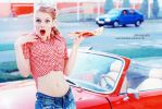 New girl in town by antoanette