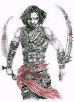 Prince of Persia by Bendit1