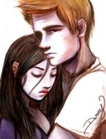 Bella and Edward by Twilight1Fan