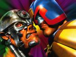 Dredd and Mean by ZephyrChef