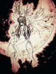 The fairy of the dead wings by JunBaskerville
