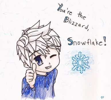 Thanks, Snowflake! by LegendofFullmetal