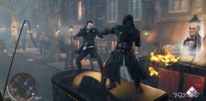 Assassin's Creed Victory Screenshot #2 by DoctorAce37