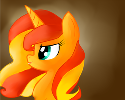 Sunset Shimmer by StarLuzBrony