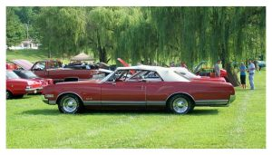 Oldsmobile Delta 88 by TheMan268