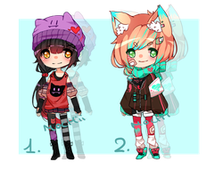 Adopts AUCTION CLOSED 9 by Gondolilam