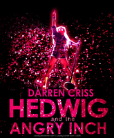 DARREN CRISS HEDWIG POSTER by Lizziey