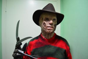 Fredd Krueger Remake costume by Lord-Stark