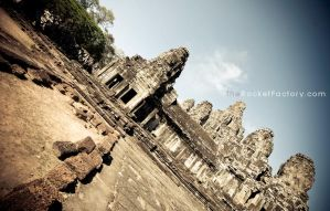 Angkor Wat Temples 2 by frankrizzo