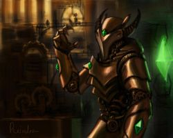 copper king by Reinder88