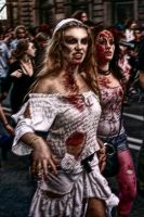 Zombie Walk Warsaw 2010 18 by remigiuszScout