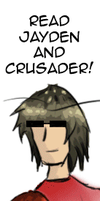 Jayden and Crusader is Awesome by Crusader1089