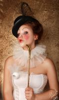 Circus Doll by Voodica