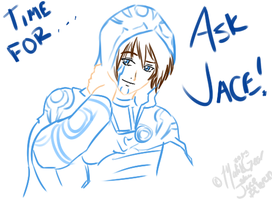 Time to ask Jace!!! by Megane--Sama