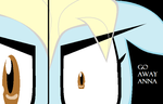 Elsa Split Personality MLP by Puppies567