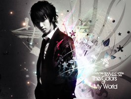 My world - Yesung by XXKamixX