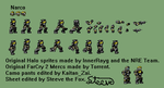 Narco Sprite Sheet by Steeve-the-Fox