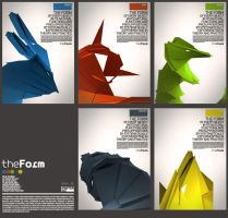 The Form posters by automatte