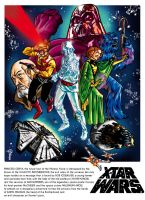 Xtar-wars by limarte