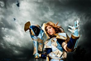 The power of one by azka-cosplay