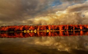 Stormlight Over Crystal Lake 2 by starfire777