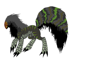 Night Tribe Adopt (Leaf Sector) (Closed) by Nakumah