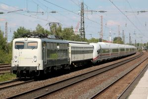 Back to Siemens by Budeltier
