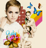 Baby You Light Me Up - Emma Watson by myfremioneheart