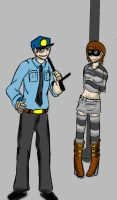 cops and robbers by NickSane0145