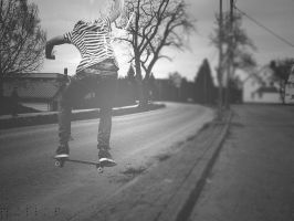 skating is phun - petter by Quaney
