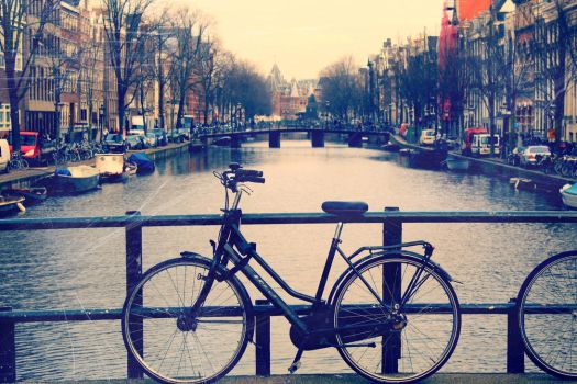 Amsterdam life by Choupoume
