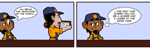 Employee of the Month by geogant