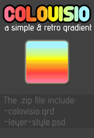 Colovisio Gradient by photospreadr