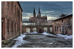 Old Church HDR 2010 by photoshoptalent