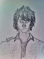 That Marshall Lee guy by GalaxyBones