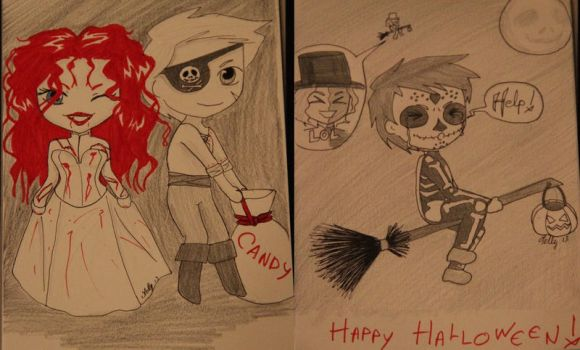 Halloween 2014 by Melly-melo