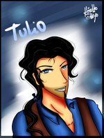 Tulio by Hishousophy