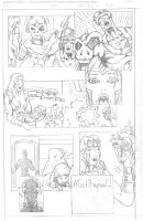 Submission: Marvel I - Page 4 by JasonShoemaker