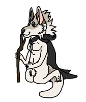 Art Trade || Coyotesoot by AusieOtterPie
