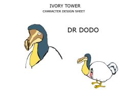 ivory towers dr dodo by stranger-than-me