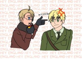 APH: Annoying Little Brother by AuthenticGreenEyes