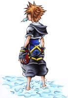 Sora by SellisPlayground