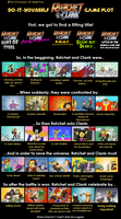Do-it-yourself Ratchet and Clank Plot by Demondog888