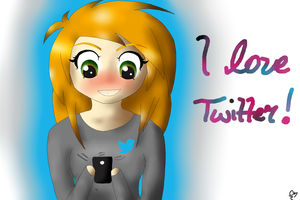 Me on Twitter :D by MissStandby