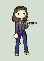 Hermione Granger by NickyToons