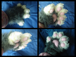 Lana Handpaws by CuriousCreatures