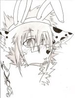 Bunny Ears Tenki by Tenki-101