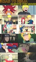 Road to Ninja: Uzumaki family by DP1757
